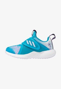 adidas Performance - FORTARUN X FROZEN - Laufschuh Neutral - bold aqua/puple tint/footwear white - 0