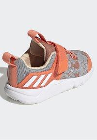 adidas Performance - RAPIDAFLEX MINNIE SHOES - Sports shoes - grey - 3