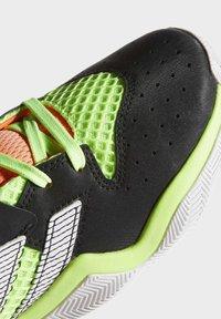 adidas Performance - HARDEN STEPBACK SHOES - Scarpe da basket - black/orange/grey - 6