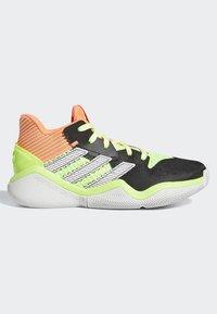 adidas Performance - HARDEN STEPBACK SHOES - Scarpe da basket - black/orange/grey - 5