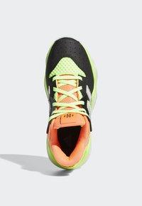 adidas Performance - HARDEN STEPBACK SHOES - Scarpe da basket - black/orange/grey - 1