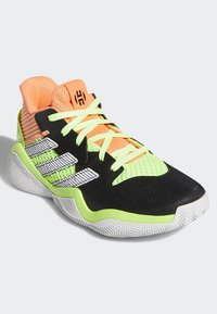 adidas Performance - HARDEN STEPBACK SHOES - Scarpe da basket - black/orange/grey - 2