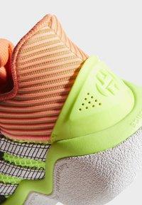 adidas Performance - HARDEN STEPBACK SHOES - Scarpe da basket - black/orange/grey - 7
