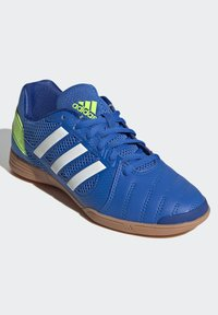 adidas Performance - TOP SALA TRAINERS - Zaalvoetbalschoenen - glory blue - 4