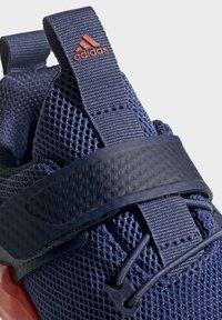 adidas Performance - RAPIDAFLEX SHOES - Sneakersy niskie - blue - 7