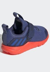 adidas Performance - RAPIDAFLEX SHOES - Sneakersy niskie - blue - 3