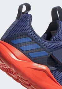 adidas Performance - RAPIDAFLEX SHOES - Sneakersy niskie - blue - 9