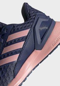 adidas Performance - RAPIDARUN - Trainers - blue - 5