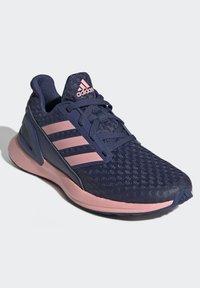 adidas Performance - RAPIDARUN - Trainers - blue - 2