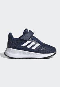 adidas Performance - RUN SHOES - Sneakersy niskie - blue - 6