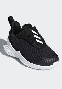 adidas Performance - FORTARUN SHOES - Hardloopschoenen neutraal - black - 2