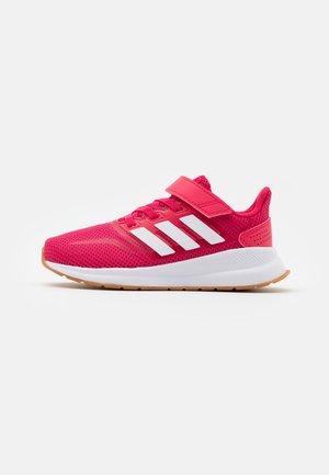 RUNFALCON CLASSIC CLOUDFOAM RUNNING SHOES - Hardloopschoenen neutraal - power pink/footwear white