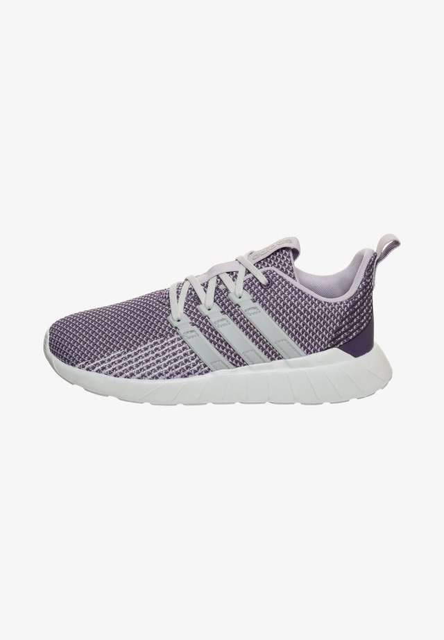 QUESTAR FLOW SNEAKER KINDER - Trainers - tech purple/dark solid grey/purple tint