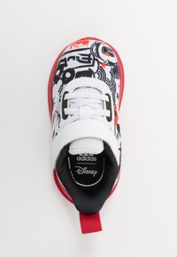 adidas Performance - FORTARUN MICKEY - Chaussures de running neutres - footwear white/scarlet/core black - 1
