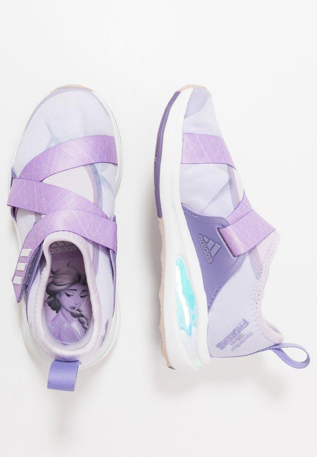 FORTARUN X FROZEN - Scarpe running neutre - purple tint/light purple/footwear white
