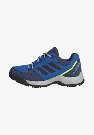 TERREX HYPERHIKER LOW HIKING SHOES - Outdoorschoenen - blue/black/green