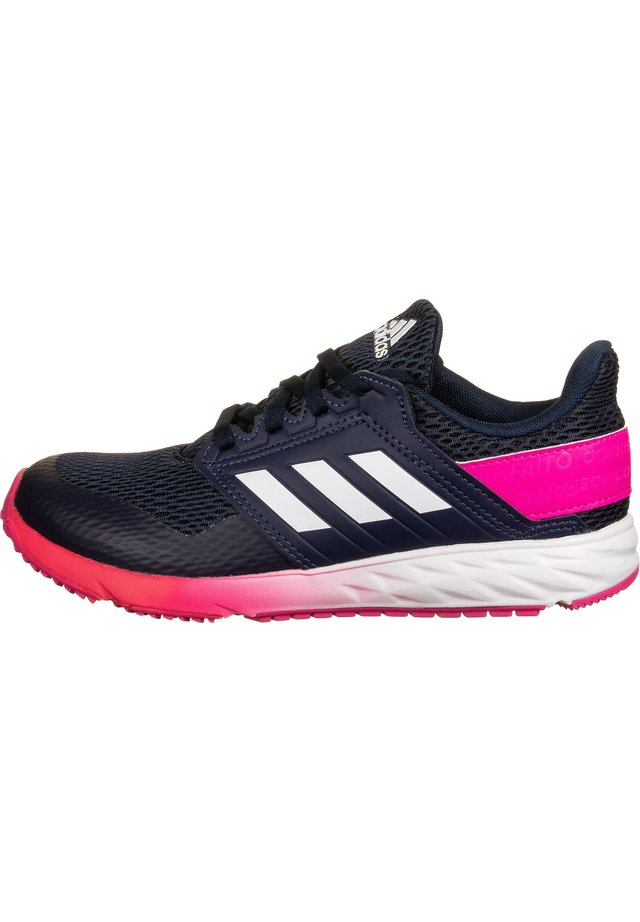FORTA FAITO LAUFSCHUH KINDER - Sneaker low - collegiate navy / footwear white / show pink