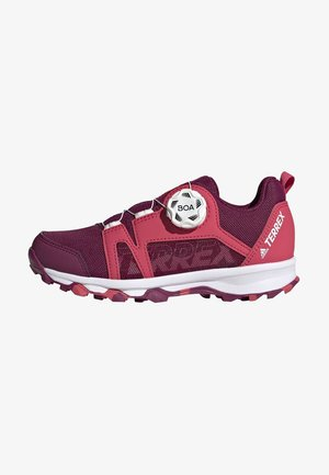 TERREX BOA HIKING SHOES - Outdoorschoenen - purple
