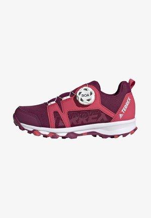 TERREX BOA HIKING SHOES - Hiking shoes - purple