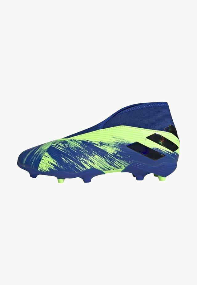 NEMEZIZ 19.3 FIRM GROUND BOOTS - Fodboldstøvler m/ faste knobber - green