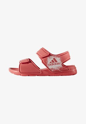 ALTASWIM  - Pool slides - core pink/footwear white