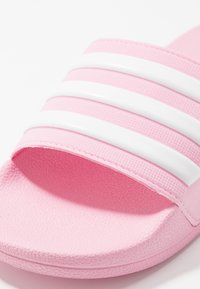 adidas Performance - ADILETTE SHOWER - Badslippers - true pink/footwear white - 2