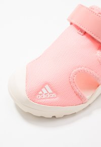 adidas Performance - CAPTAIN TOEY - Chodecké sandály - glow pink/core white - 2