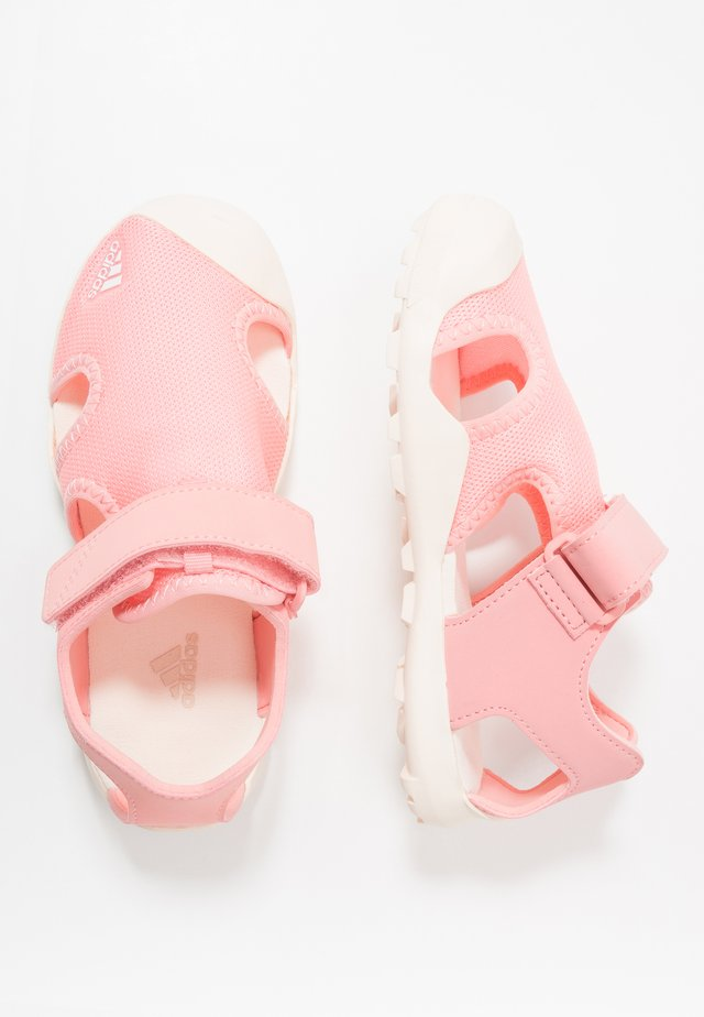 CAPTAIN TOEY - Walking sandals - glow pink/core white