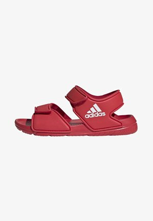 ALTASWIM - Walking sandals - red
