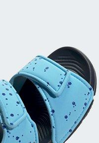 adidas Performance - ALTASWIM - Sandales de randonnée - blue - 6