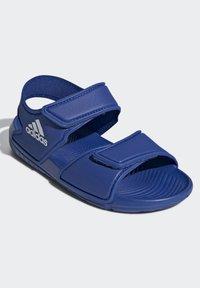 adidas Performance - ALTASWIM - Walking sandals - blue - 3