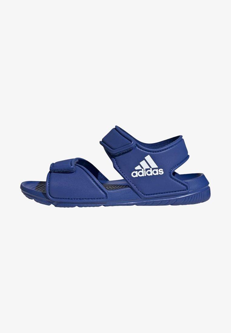 adidas Performance - ALTASWIM - Walking sandals - blue