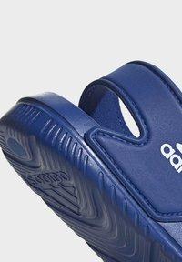 adidas Performance - ALTASWIM - Walking sandals - blue - 5