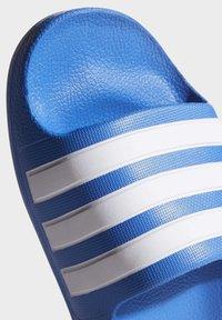 adidas Performance - ADILETTE AQUA SLIDES - Sandali da bagno - blue - 6