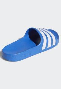 adidas Performance - ADILETTE AQUA SLIDES - Sandali da bagno - blue - 3