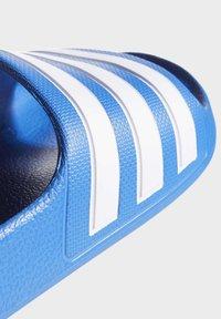 adidas Performance - ADILETTE AQUA SLIDES - Sandali da bagno - blue - 8