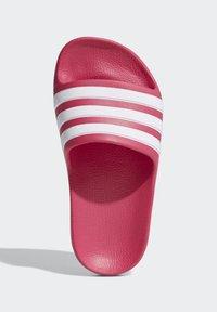 adidas Performance - ADILETTE AQUA SLIDES - Sandali da bagno - burgundy - 1