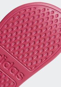 adidas Performance - ADILETTE AQUA SLIDES - Sandali da bagno - burgundy - 7