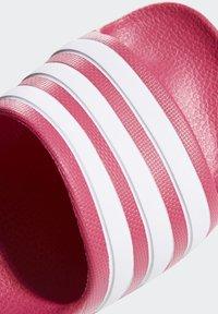 adidas Performance - ADILETTE AQUA SLIDES - Sandali da bagno - burgundy - 6