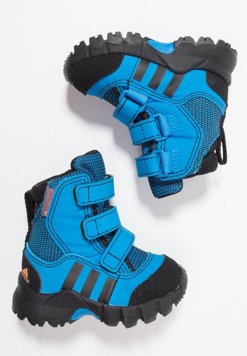 adidas Performance - CW HOLTANNA SNOW  - Snowboots  - bright blue/core black/hi-res orange