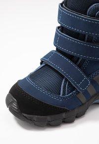 adidas Performance - CW HOLTANNA SNOW  - Botas para la nieve - core black/collegiate navy/tech ink - 2