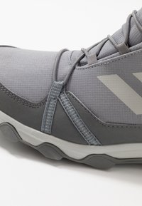 adidas Performance - TERREX SNOW CF WINTER HIKING SHOES - Botas para la nieve - grey three/grey two/glow green - 2