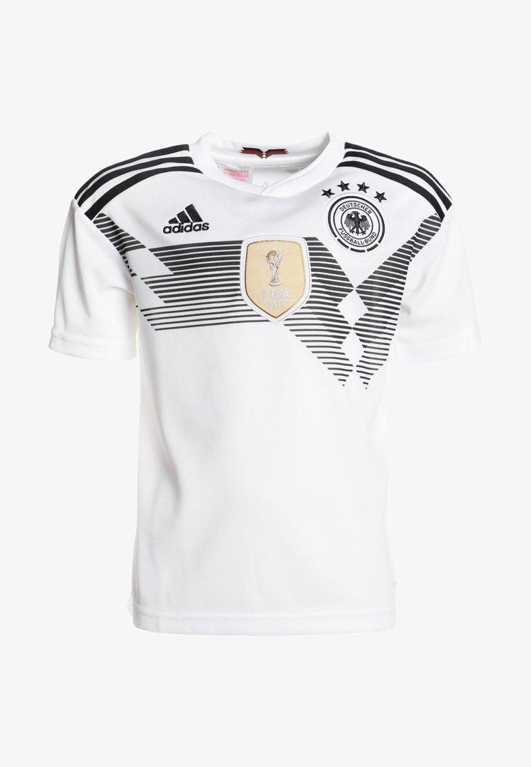adidas Performance - DFB DEUTSCHLAND HOME - Nationalmannschaft - white/black