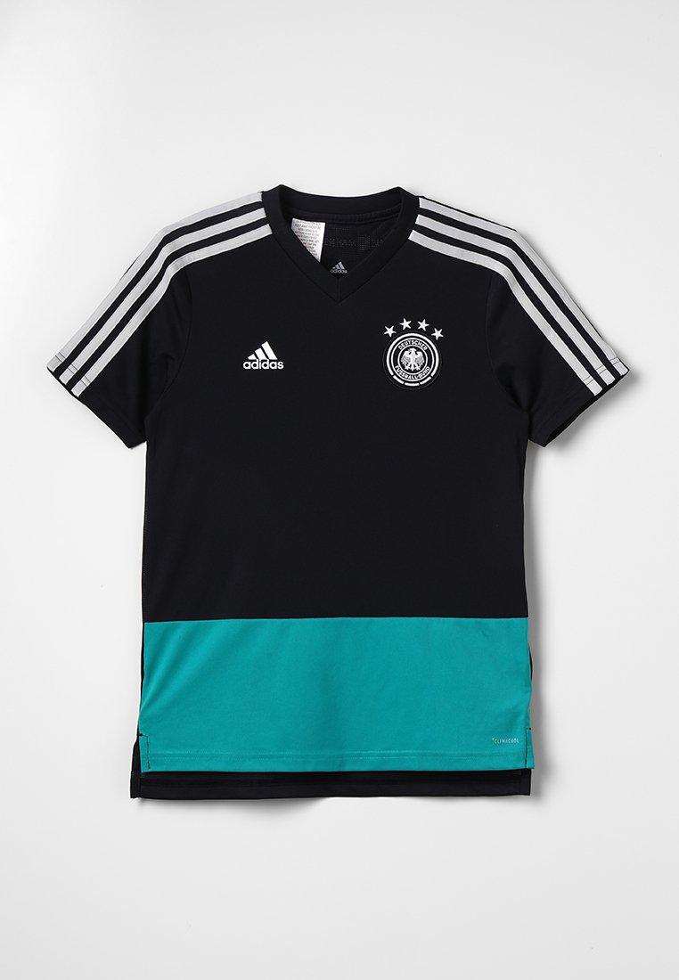adidas Performance - DFB DEUTSCHLAND - Voetbalshirt - Land - black