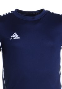 adidas Performance - CORE - Teamwear - darkblue/white - 2