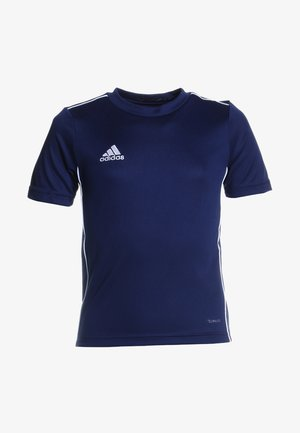 CORE - Teamwear - darkblue/white
