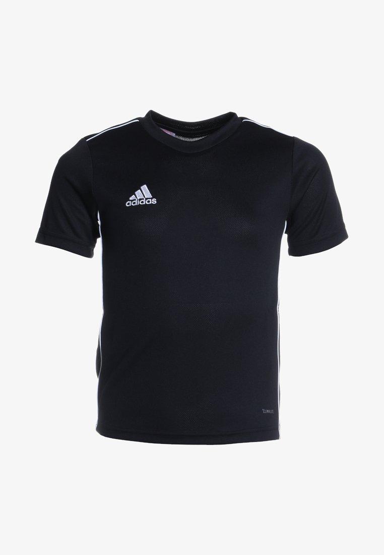 adidas Performance - CORE - Teamwear - black/white