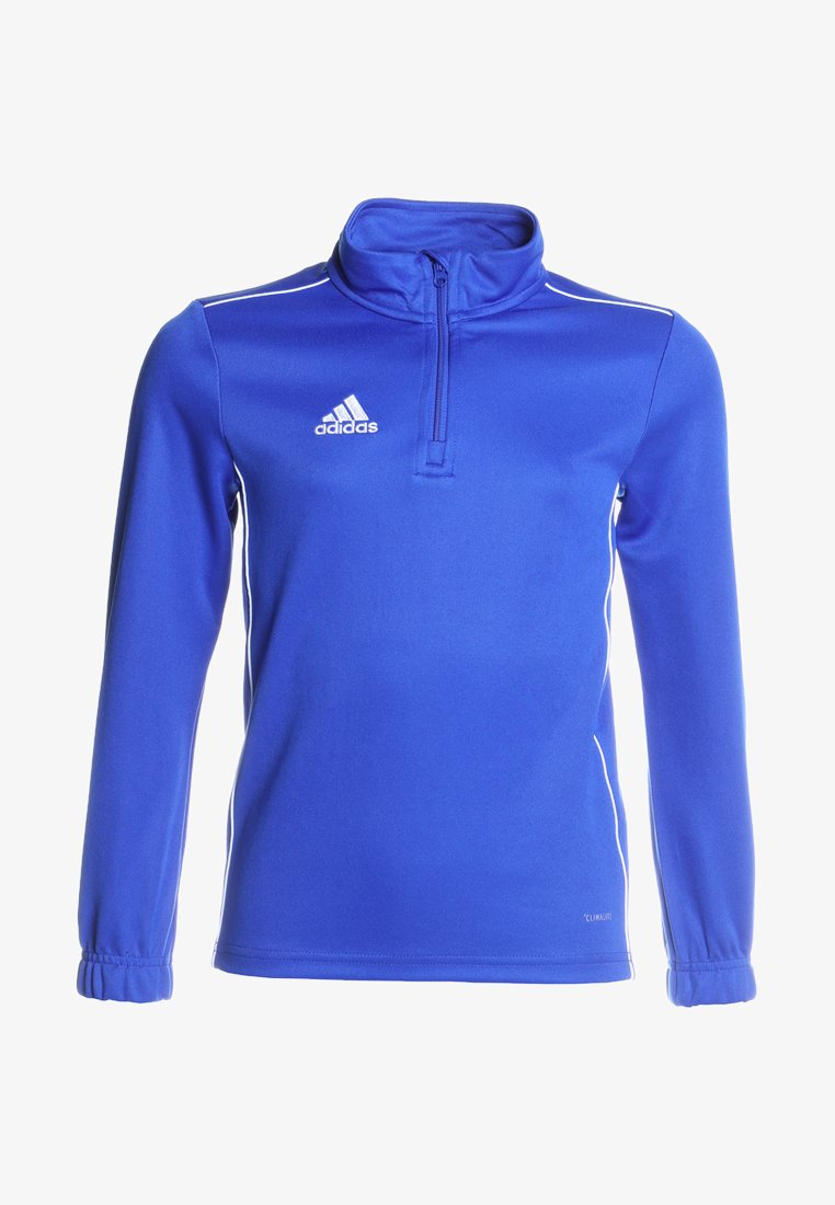 adidas Performance - CORE 18 TRAINING TOP - Funktionsshirt - boblue/white