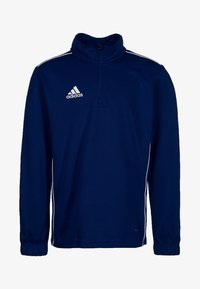 adidas Performance - CORE 18 TRAINING TOP - T-shirt de sport - dark blue - 0
