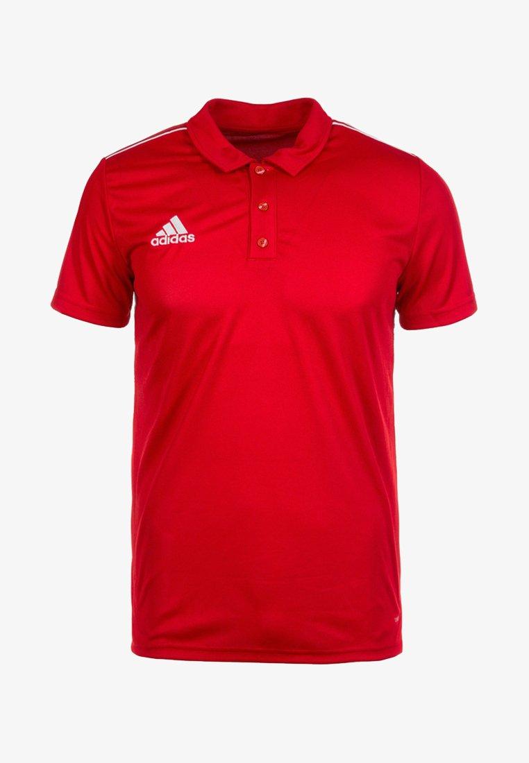 adidas Performance - CORE 18 - Poloshirt - red